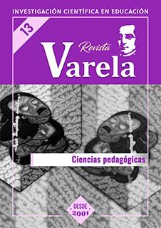 Ver Vol. 6 Núm. 13 (2006): CIENCIAS PEDAGÓGICAS