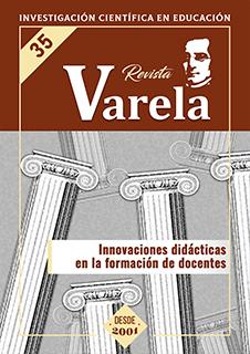 Ver Vol. 13 Núm. 35 (2013): INNOVACIONES DIDÁCTICAS EN LA FORMACIÓN DE DOCENTES