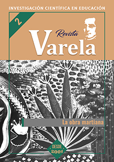 Ver Vol. 1 Núm. 2 (2001): LA OBRA MARTIANA