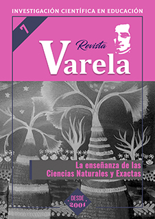 Ver Vol. 4 Núm. 7 (2004): LA ENSEÑANZA DE LAS CIENCIAS NATURALES Y EXACTAS