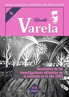 Ver Vol. 4 Núm. 6 (2004): RESULTADOS DE LAS INVESTIGACIONES OBTENIDAS EN EL INSTITUTO, EN EL AÑO 2003