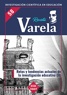 Ver Vol. 21 Núm. 58 (2021): RETOS Y TENDENCIAS DE LA INVESTIGACIÓN EDUCATIVA EN LA ÉPOCA ACTUAL (II)