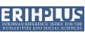 ERIHPLUS. Índice de Referencia Europeo para las Humanidades y las Ciencias Sociales